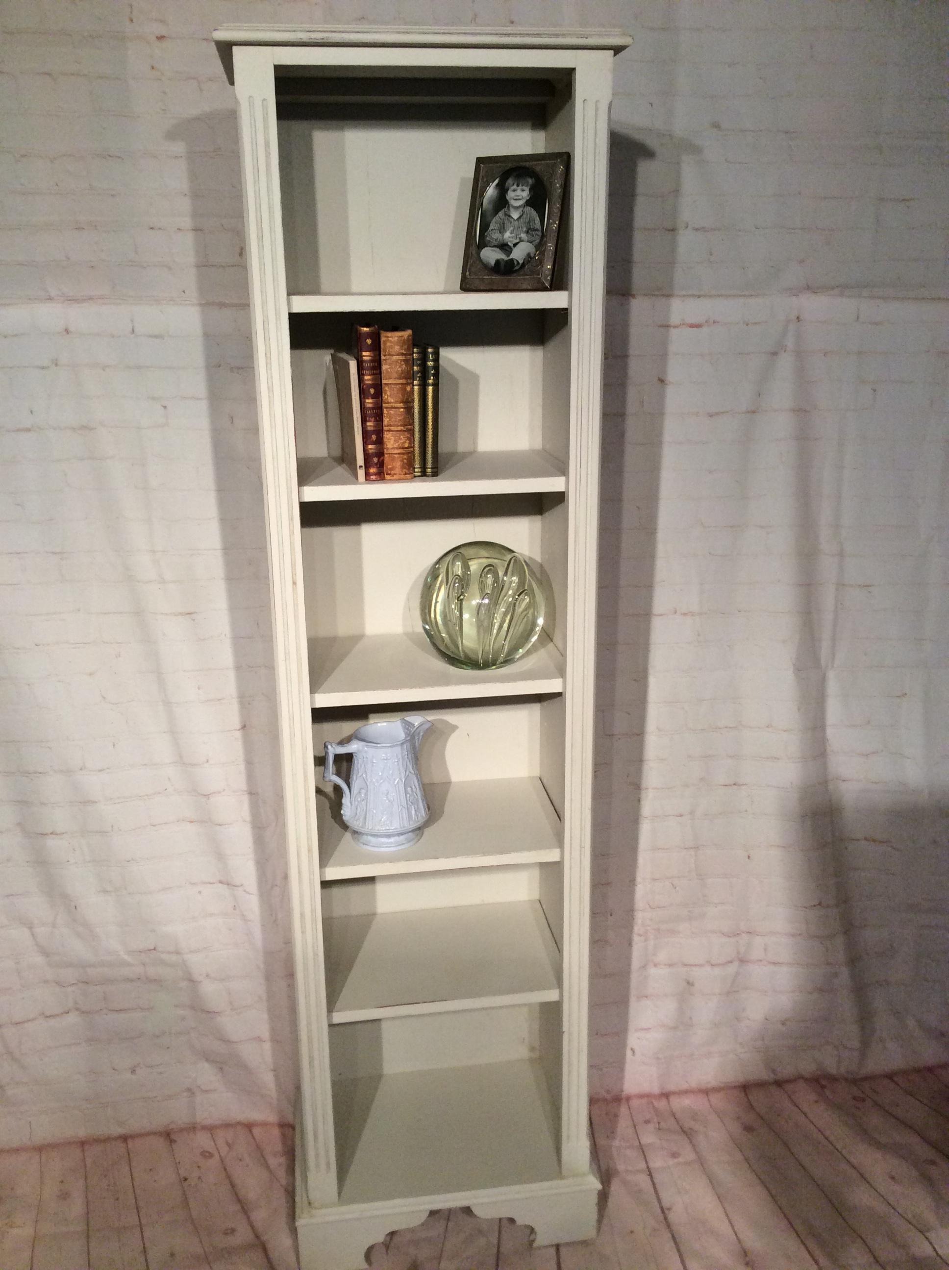 Narrow Bookcase With Adjustable Shelves Mark Maynard